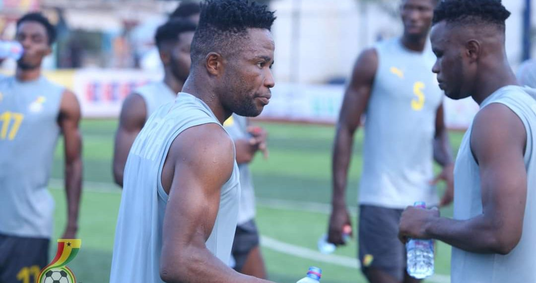 Diawisie Taylor returns to Karela as Black Stars break camp after four days  of training - Domestic Sports Ghana